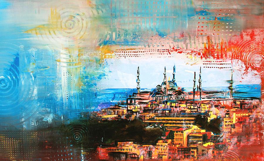 Image result for istanbul kunst